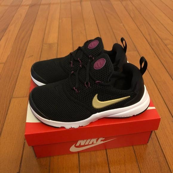 e223aec5bd41 Nike presto fly little girl sz13